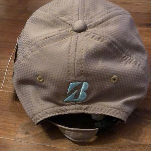 bridgestone golf Accessories - Bridgestone Golf Khaki Blue Kuchar Baseball  Hat c69e123b0830